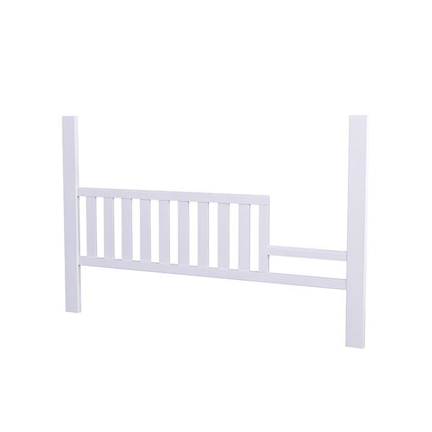 Silva Toddler Rail in White