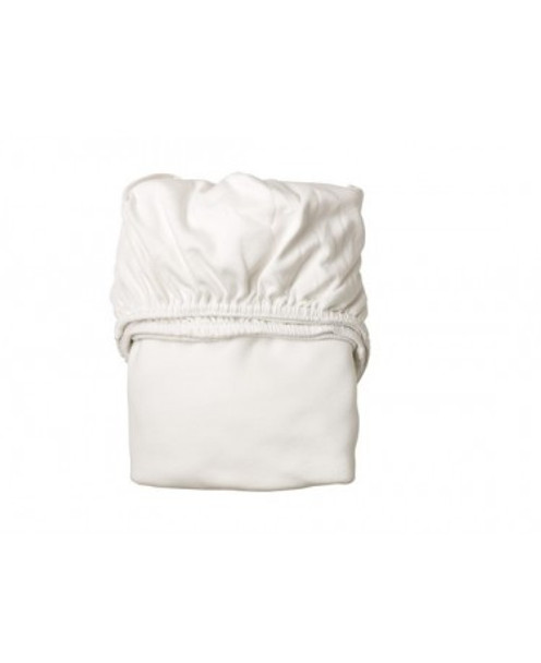 Tulip Linea Crib sheet in White (set of 2)