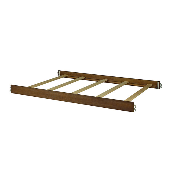 Oxford Baby Piermont Collection Full Bed Conversion Kit in Rustic Farmhouse Brown - Factory 10 Production Only