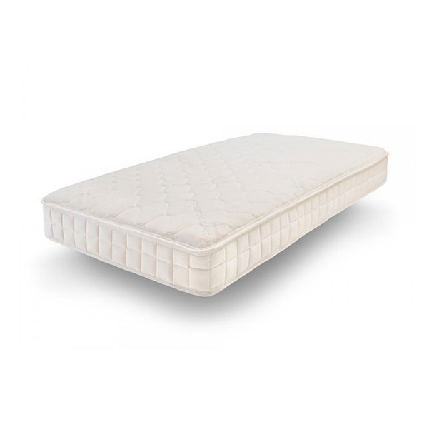Naturepedic Verse Twin Organic Cotton Quilted Mattress - 1 Sided