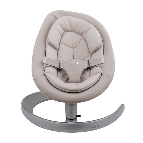 Nuna LEAF Grow Rocker in Champagne - Child Seat Swing