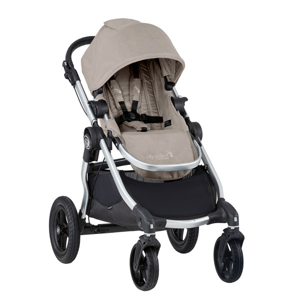 Baby Jogger City Select Fashion Update in Paloma