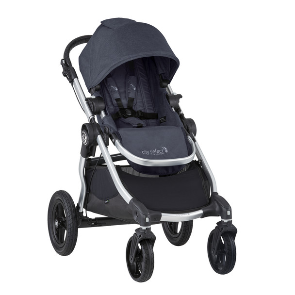 Baby Jogger City Select Fashion Update in Carbon