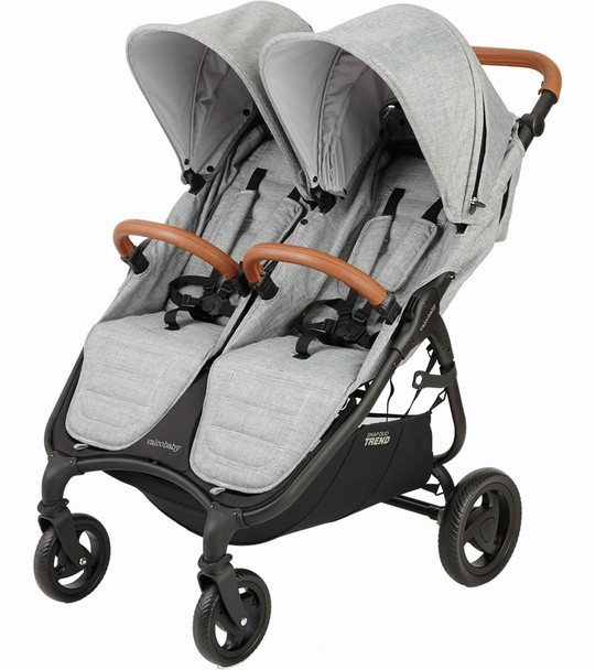 Valco Snap Duo Trend Stroller in Grey Marle