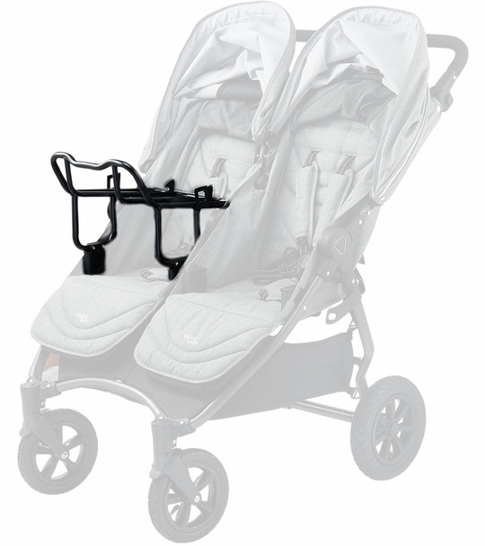 Valco Duo X / Neo Twin Car Seat Adapter in Chicco