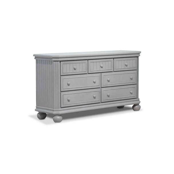 Sorelle Finley Double Dresser in Stone Grey