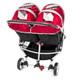 Baby Jogger City Mini Double Stroller in Black/Grey
