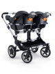 Bugaboo Donkey Chicco Carseat Adapter-Twin