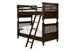 Smart Stuff Paula Deen Kids - Guys Twin Bunk Bed in Molasses