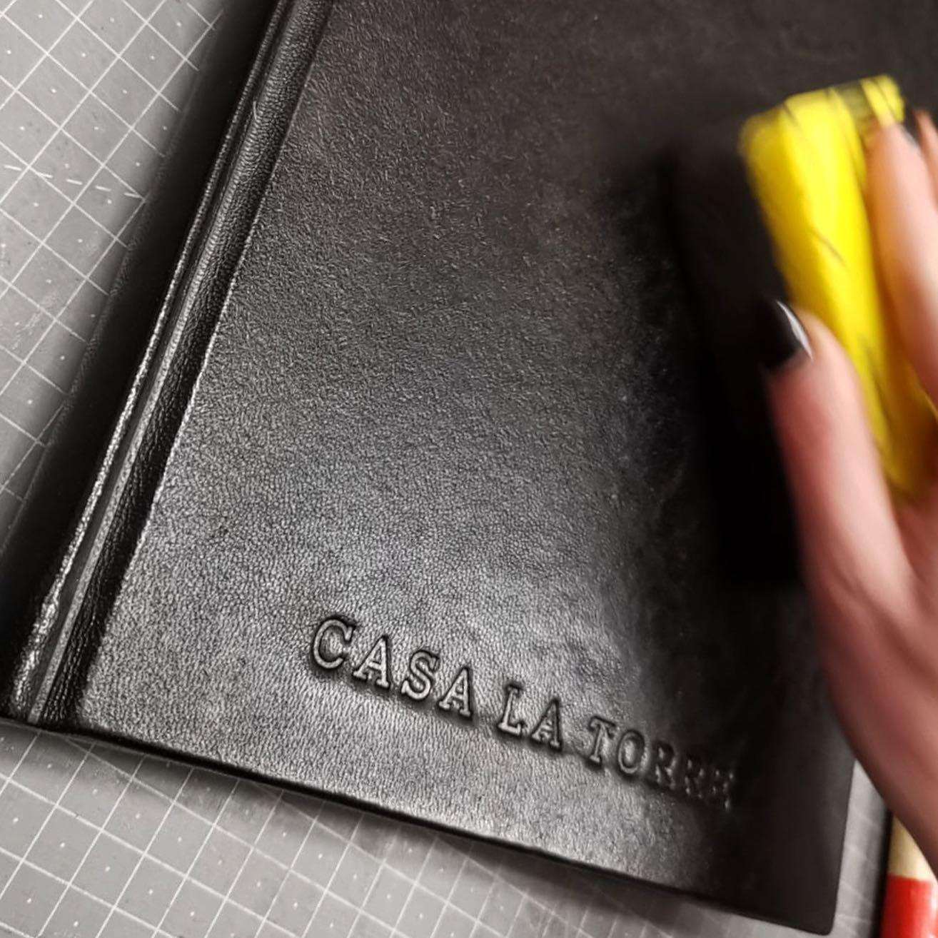 Libro delle Firme Piccolo, Collezione Echo