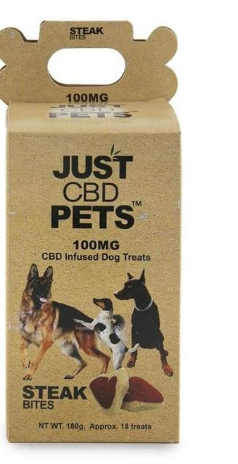 JUST CBD 100MG Animal Treats (SELECT PIC FOR MORE)