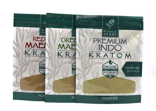 Whole Herbs  -  3.5oz 100g  Powder