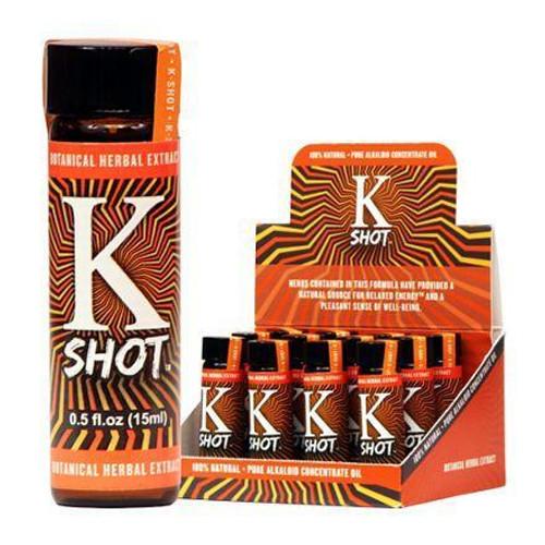 K Shot extract liquid