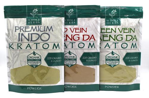 Whole Herbs 8oz Powder