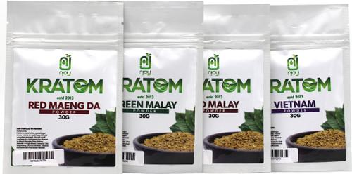 Njoy Kratom  30 grams (SELECT PIC FOR MORE)