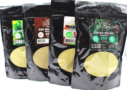 Earth Kratom 250G Powder (SELECT PIC FOR MORE OPTIONS)****