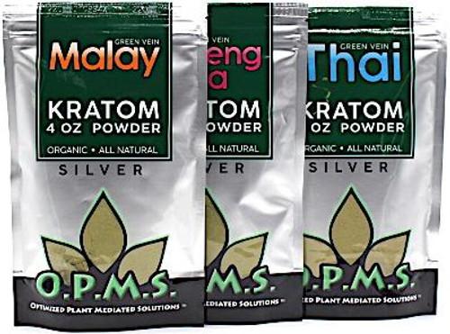 OPMS Silver 4oz Powder