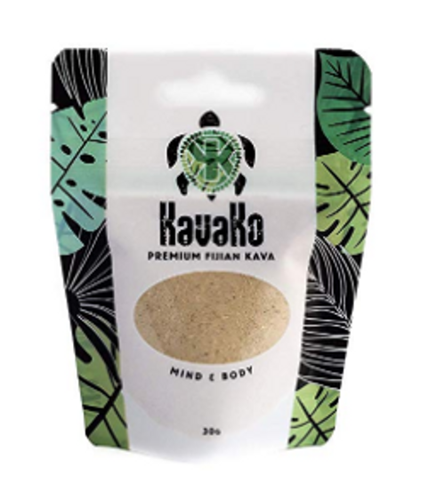 Kavako Premium Fijian Kava (30G)
