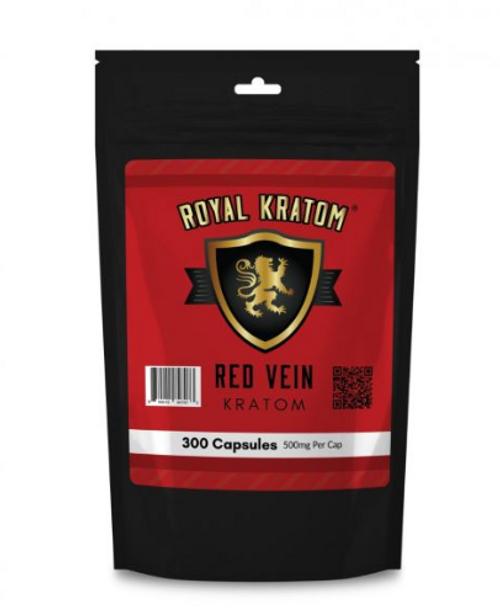 Royal Kratom - 300 CNT Capsules