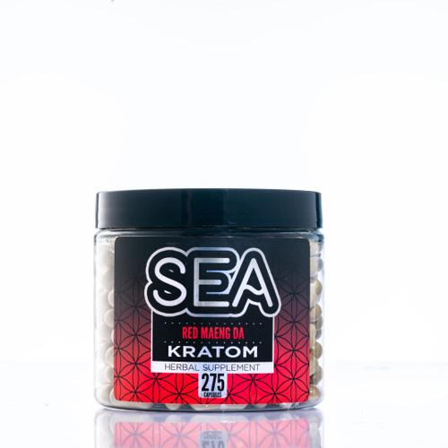 Sea Kratom Capsules 275ct