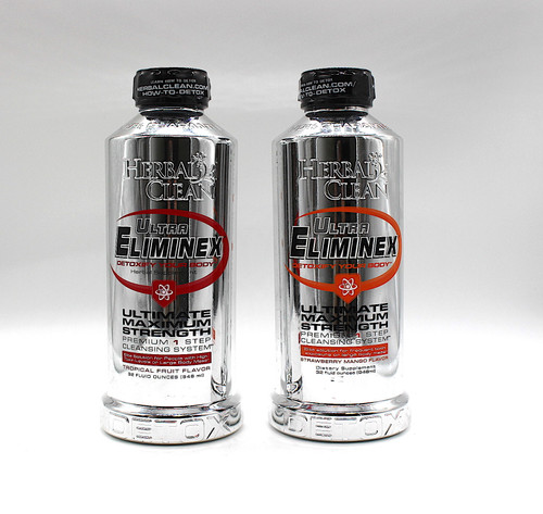 Herbal Clean ULTRA ELIMINEX DETOX  (32oz)