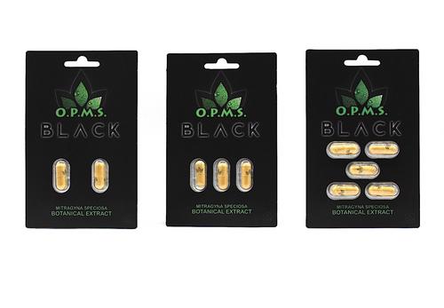 OPMS Black Extract Capsules