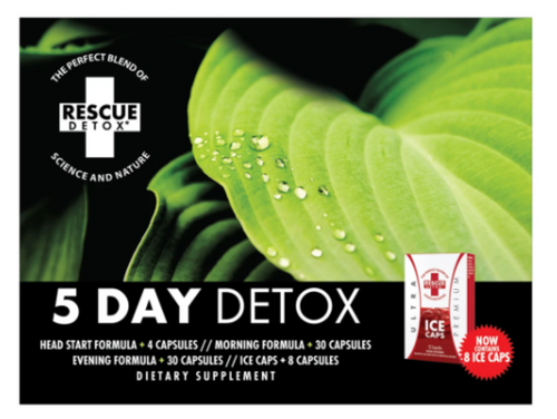 Rescue Detox - 5 Day Detox Rescue Package