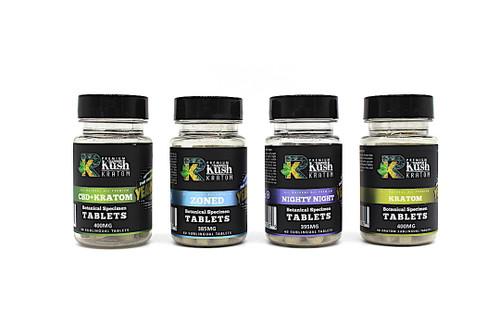 Rapper Kush - Botanical Specimen Instant Release Tablets
