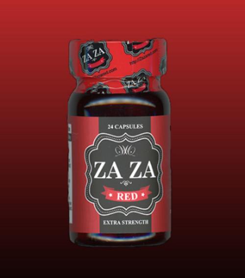 ZaZa - 15 Capsules Per Bottle ( Focus & Energy )