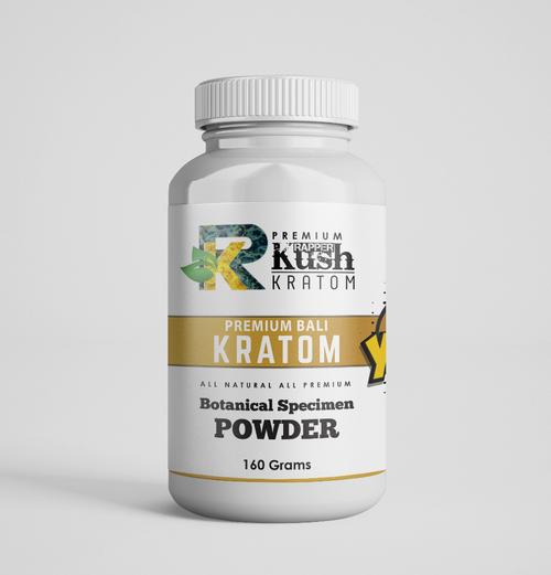 Rapper Kush Kratom - 160 Grams All Natural Kratom Powder