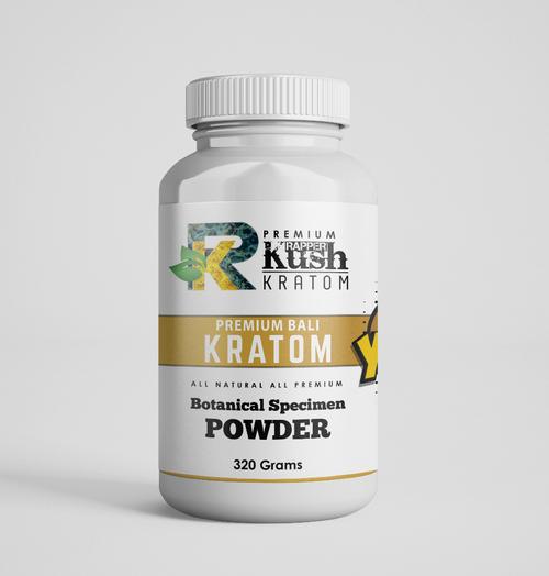 Rapper Kush Kratom - 320 Grams All Natural Kratom Powder