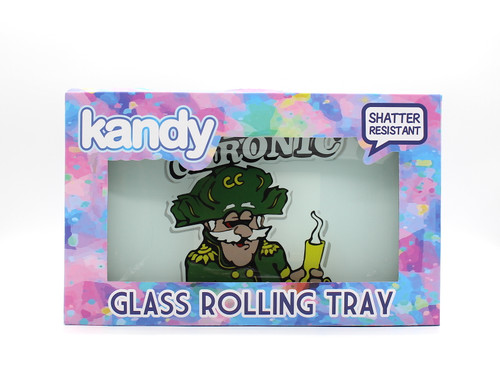 Glass Rolling Tray SHATTER RESISTANT