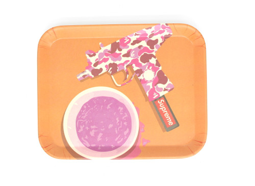 Biodegradable Rolling Small Tray Small