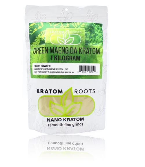 Kratom Roots - Kilo Powder High Quality NANO Kratom ( Smooth Fine Grind )