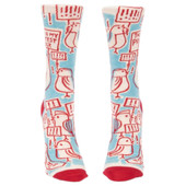 Women's This is My Protest Crew Socks