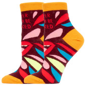 Women's My Filter Needs To Be Replaced Ankle Novelty Socks