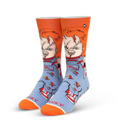 Men's Chucky Good Guy Crew Novelty Socks