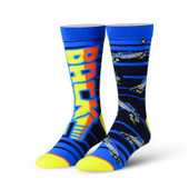 Men's Back To The Future 88 MPH Crew Novelty Socks