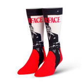 Men's Scarface Last Stand Crew Novelty Socks