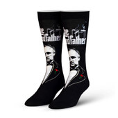 Men's The Godfather Vito Crew Novelty Socks