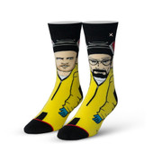 Men's Breaking Bad The Cooks Crew Novelty Socks