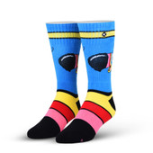 Men's Kellogg's Froot Loops Toucan Sam Crew Novelty Socks