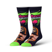 Men's WWE From Parts Unknown Crew Novelty Socks