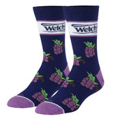 Men's Welch's Crew Novelty Socks