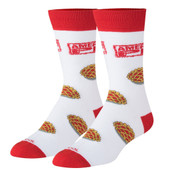 Men's American Pie Crew Novelty Socks