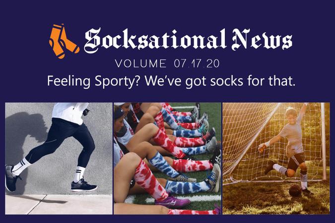 Feeling sporty? We've got socks for that.