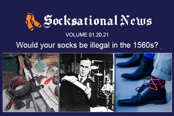 The Sock Police Were on the Prowl