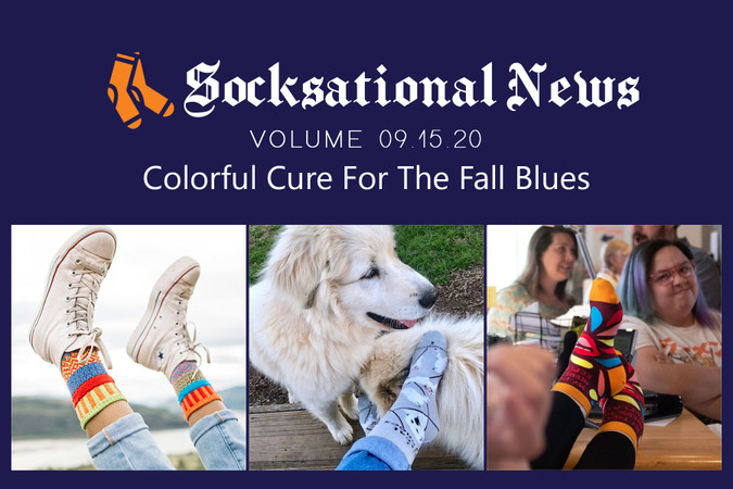 Colorful Cure For The Fall Blues