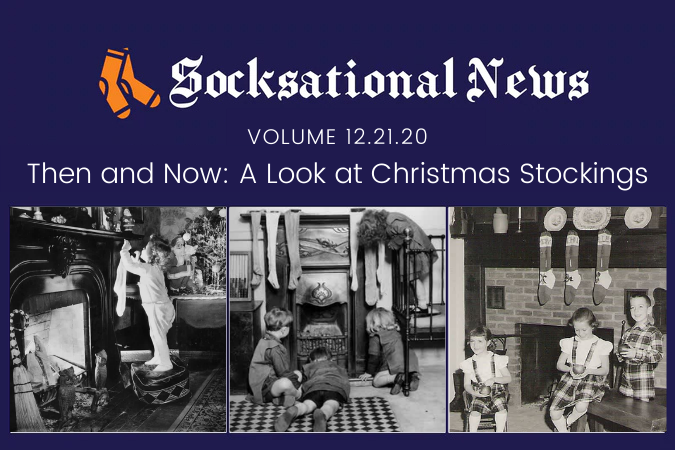 Then and Now: A Look at Christmas Stockings