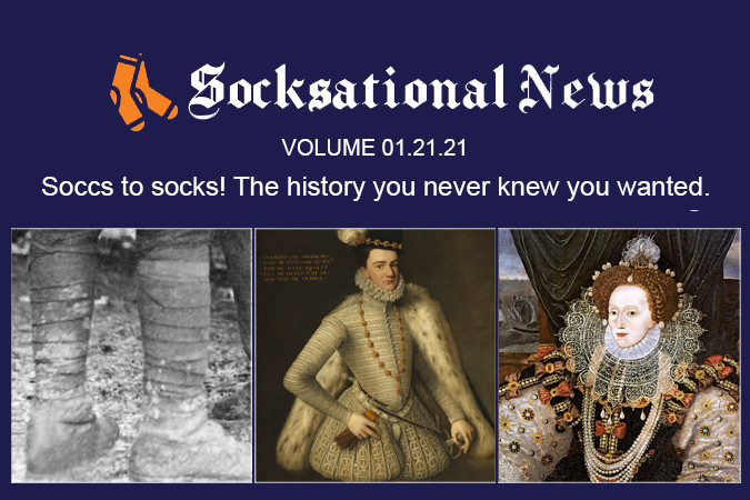 Soccs to socks! The history you never knew you wanted.